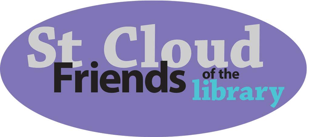 Logo for friends of St Cloud Public Library